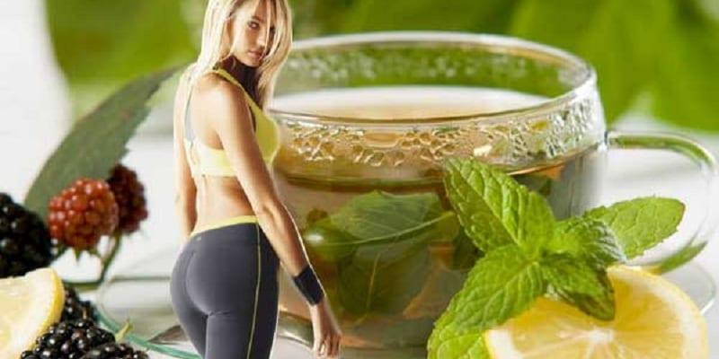Uống trà xanh có giảm cân được không?