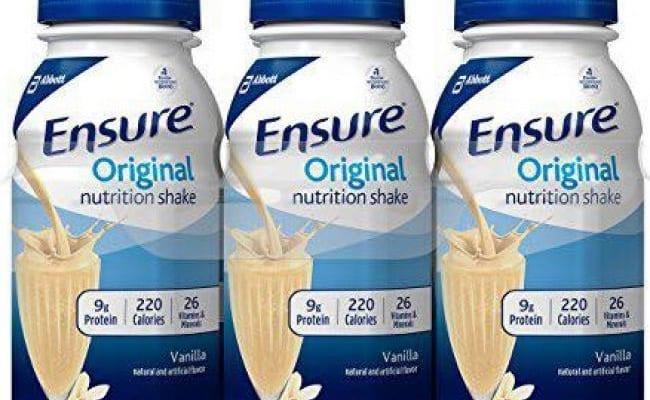 Người viêm đại tràng uống được sữa ensure không?