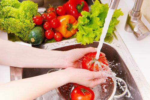 Chế biến kỹ các loại thực phẩm