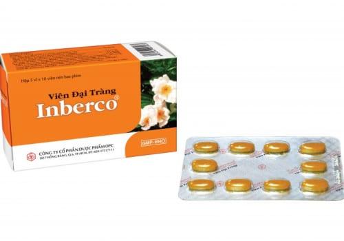 Thuốc điều trị viêm đại tràng Inberco