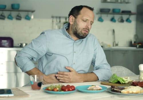 Đau bụng sau khi ăn
