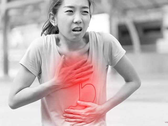 Diện chẩn chữa trào ngược dạ dày thực quản không?