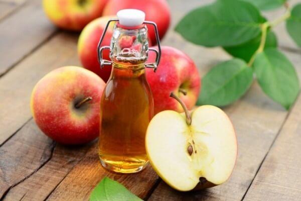 Chữa dạ dày trào ngược bằng dấm táo