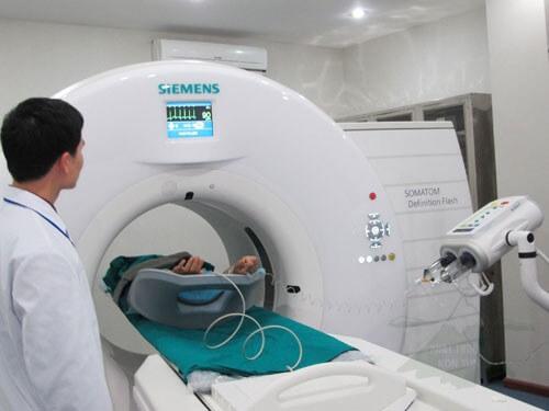 Chụp CT là gì?