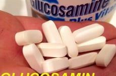 Đau dạ dày có uống được glucosamin