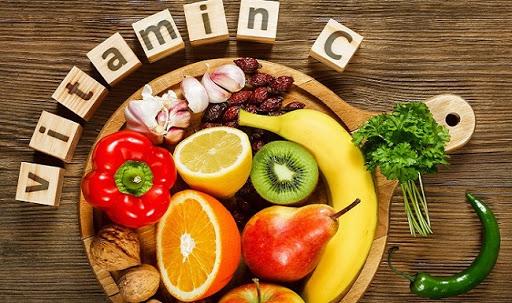 Nhóm thực phẩm nhiều vitamin C