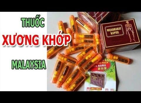 Thuốc xương khớp malaysia giá bao nhiêu?