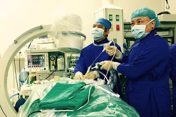 Phẫu thuật thoái hóa đốt sống cổ