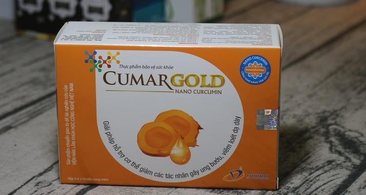 Thuốc trị đau bao tử Cumargold