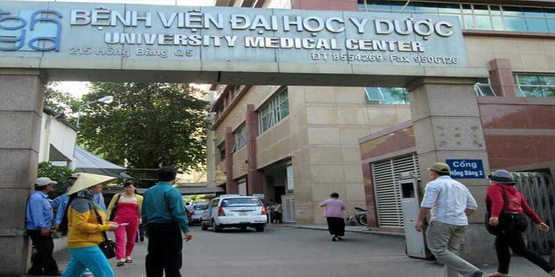 Bệnh viện Đại học Y Dược TP HCM