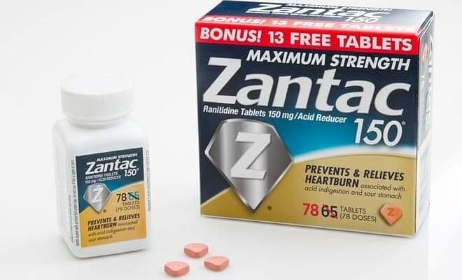 Thuốc đau dạ dày của mỹ Zantac