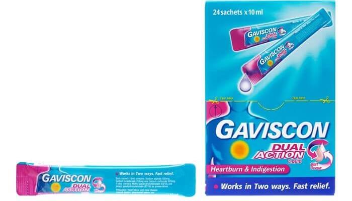 Thuốc gaviscon của nước nào?