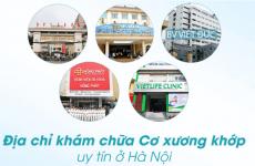 Các bệnh viện xương khớp ở Hà Nội