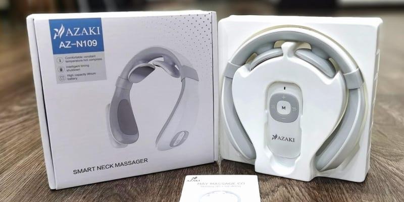 Máy massage cổ azaki n109 Smart Neck Massager
