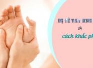 Tê tay khi ngủ hoặc khi ngủ dậy là bị gì