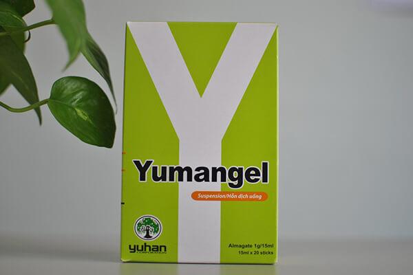Liều dùng thuốc đau dạ dày chữ y