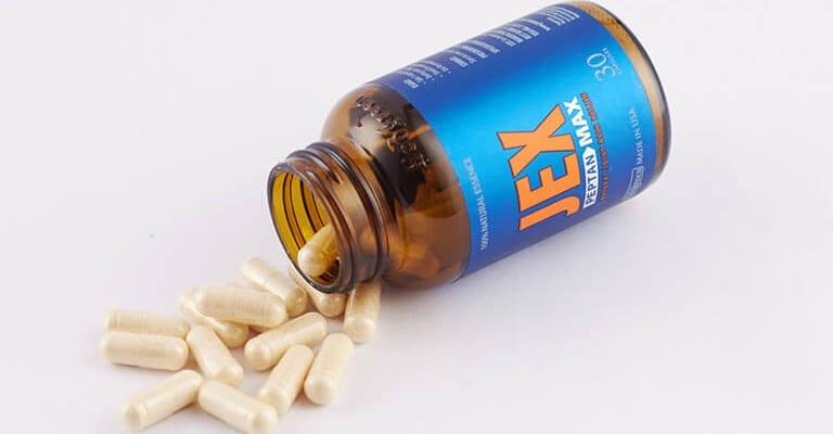 Jex Max là thuốc gì?