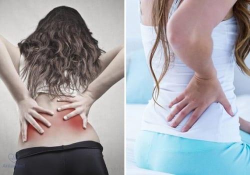 Đau lưng sau sinh mổ hoặc sinh thường phải làm sao