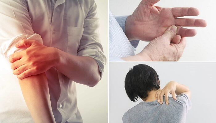 Thoái hóa đốt sống cổ gây tê tay có nguy hiểm không?