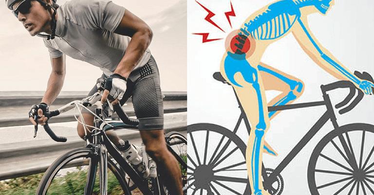 Đau thần kinh tọa có nên đạp xe không?