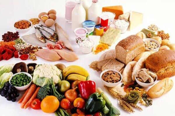Viêm khớp dạng thấp nên ăn gì?