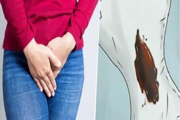 Đau lưng ra huyết nâu kèm đau bụng có nguy hiểm