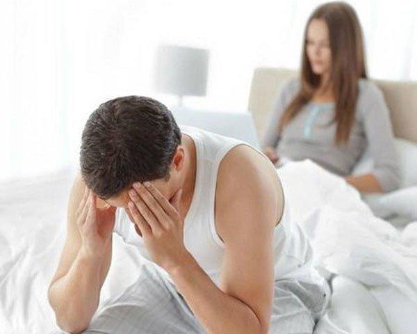 Những nguyên nhân gây tình trạng xuất tinh sớm