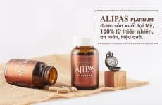 Sâm Alipas Platinum - Thuốc tăng cường sinh lý hiệu quả