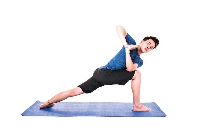 Bài tập Yoga chữa rối loạn cương dương