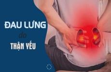 Cách nhận biết đau lưng do thận yếu