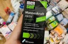 Thuốc cường dương của Đức Man Self Manneskraft Aktiv
