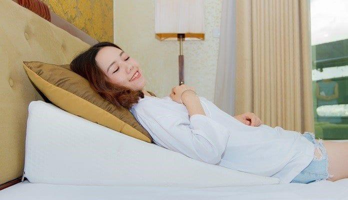 Gối chống trào ngược dạ dày Hi – Sleep