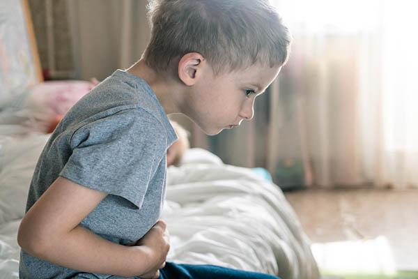 Các triệu chứng trào ngược dạ dày ở trẻ em