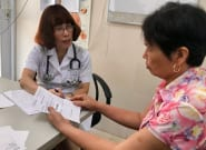 PGS.TS, Bác sĩ Chu Thị Hạnh chữa bệnh phổi giỏi