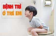 Nguyên nhân dẫn tới bệnh trĩ ở trẻ em