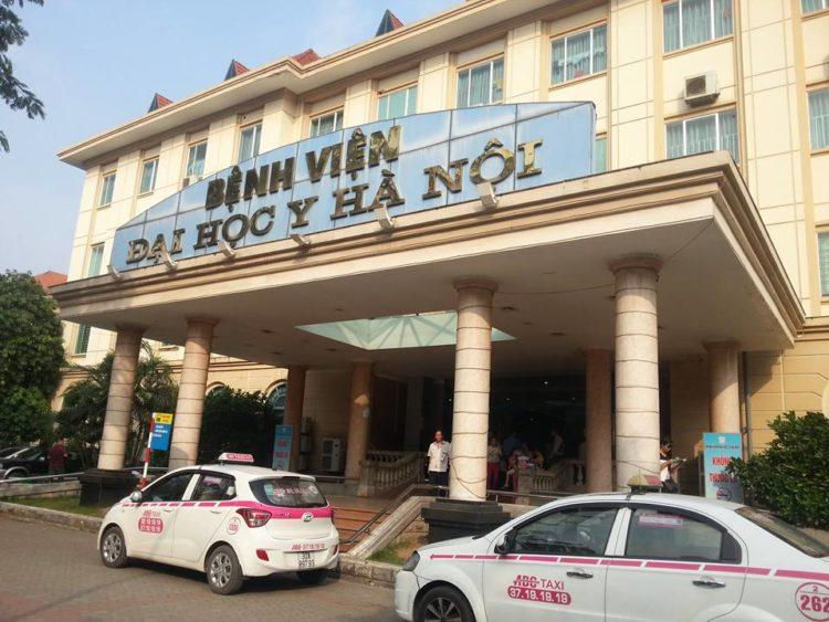 Chích xơ búi trĩ ở bệnh viện Đại học Y Hà Nội