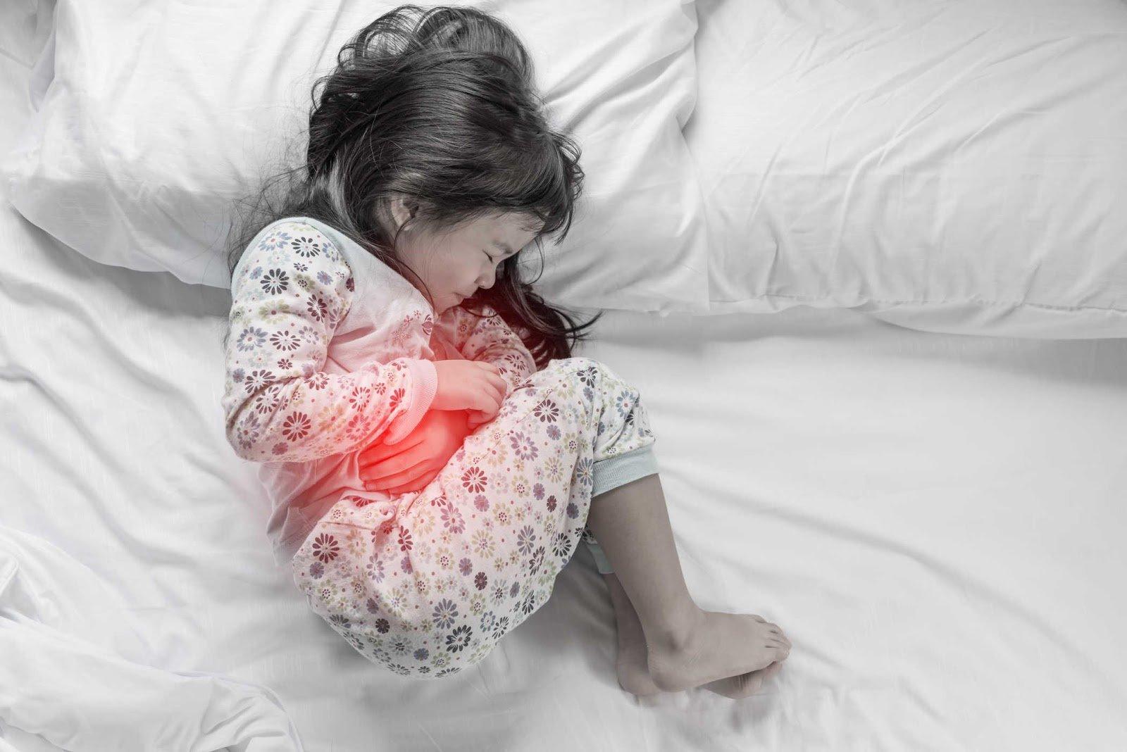 Những dấu hiệu viêm loét dạ dày ở trẻ em cần chú ý
