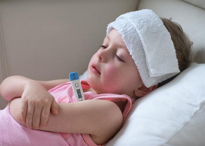 Hướng chăm sóc trẻ bị viêm phế quản