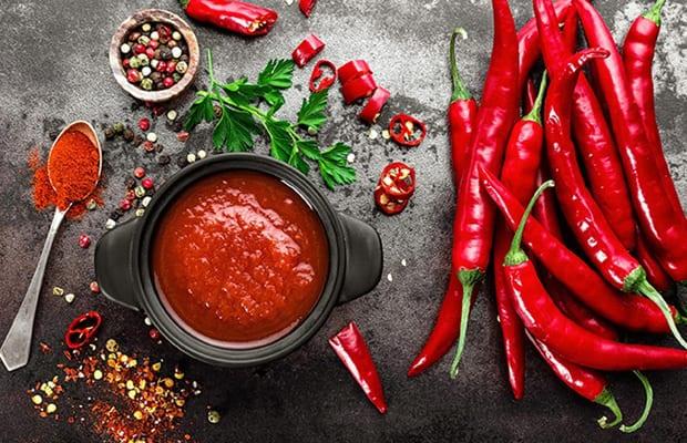 Đồ ăn cay nóng không tốt cho người bệnh viêm hang vị dạ dày