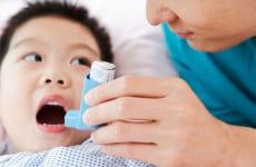 Tìm hiểu hen phế quản ở trẻ em