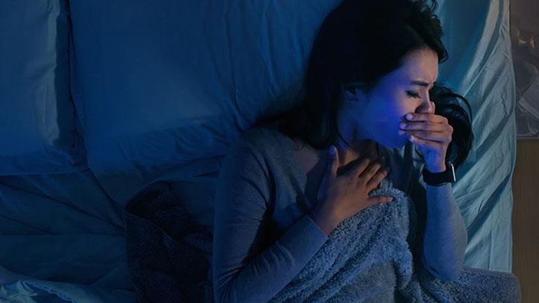 Các cách chữa ho vào ban đêm hiệu quả