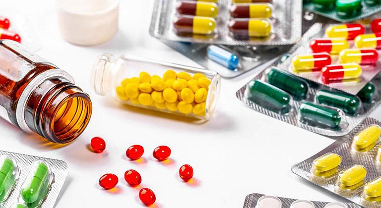 Thuốc Tây điều trị viêm họng đỏ hiệu quả