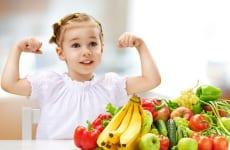 Trẻ ho có đờm nên ăn gì?