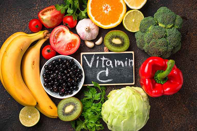 Người bệnh viêm họng nên bổ sung thực phẩm chữa vitamin C